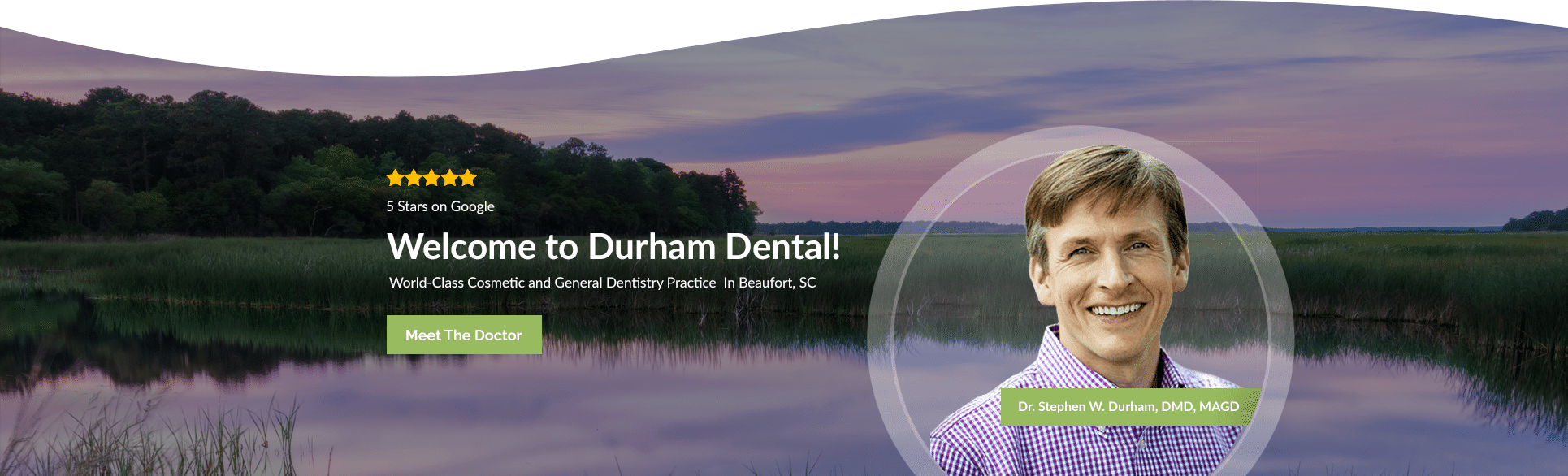 Welcome to Durham Dental world class cosmetic and general dentistry practice